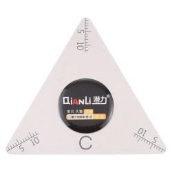 قاب بازکن مثلثی کیانلی Qianli