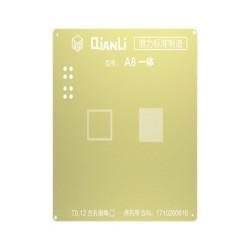 شابلون 3D کیانلی IPHONE A8