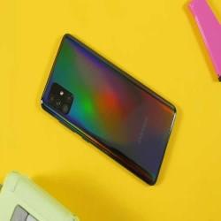 ششیه لنز دوربین Samsung Galaxy A51