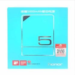پاور بانک هواوی Huawei Honor با ظرفیت 5000 میلی آمپر