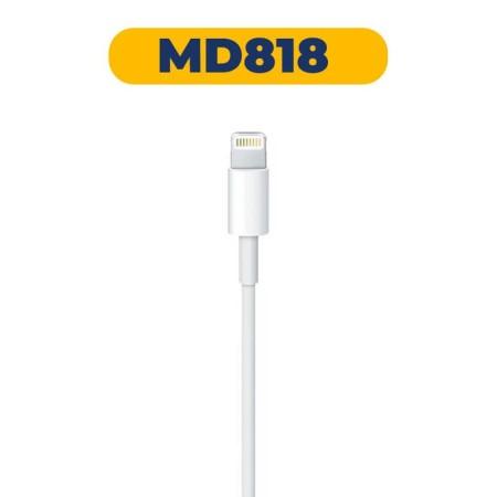 کابل شارژ USB به لایتنینگ اپل