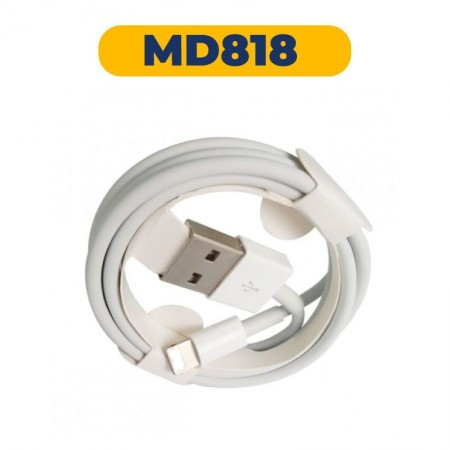 کابل MD818 مناسب برای گوشی های آیفون با پورت لایتنینگ