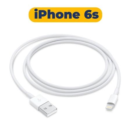کابل شارژر Apple iPhone 6s لایتنینگ