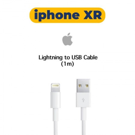 کابل شارژ آیفون ایکس آر Apple iPhone XR