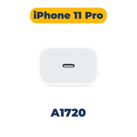 فست شارژر iPhone 11 Pro با کابل 18 وات