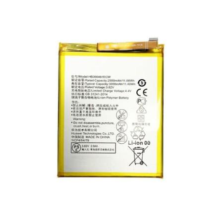 تعویض باتری گوشی Huawei Honor 7 Lite در دفتر ماکروتل