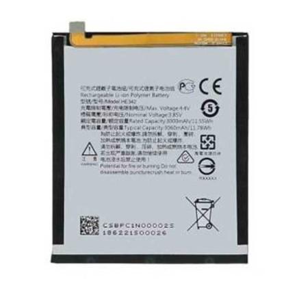 تعویض باتری نوکیا 7.1 در ماکروتل