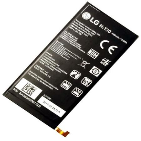 باتری گوشی ال جی X power2 مدل BL-T30 با ظرفیت 4400 میلی آمپر ساعت