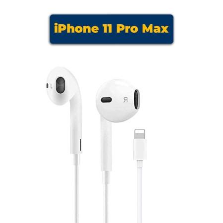 هندزفری Apple iPhone 11 Pro Max