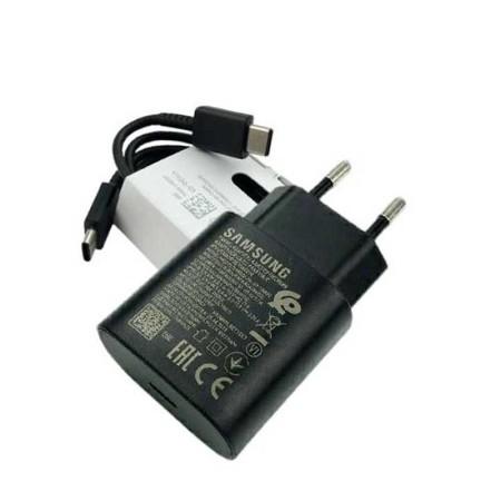 آداپتور 25وات با قابلیت شارژ سریع با کابل USB-C To Type-C