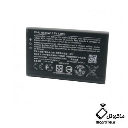 باتری موبایل Microsoft Lumia 435