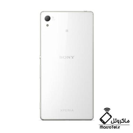 درب پشت Sony Xperia Z3 plus