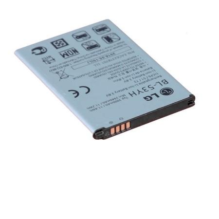 مشخصات باتری گوشی ال جی G3