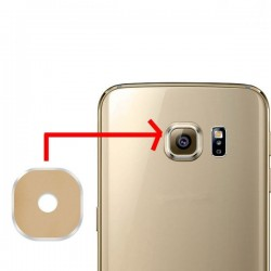 شیشه دوربین سامسونگ Samsung S7 edge