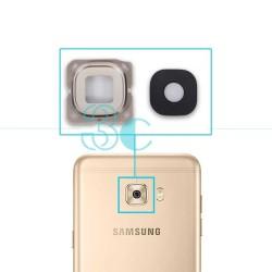 شیشه دوربین گوشی سامسونگ Samsung C7