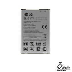 باتری اصلی LG G4 Stylus