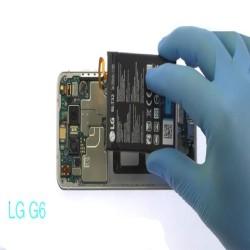 باطری اصل گوشی LG G6