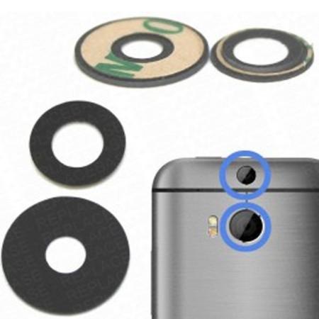 شیشه دوربین HTC One M8