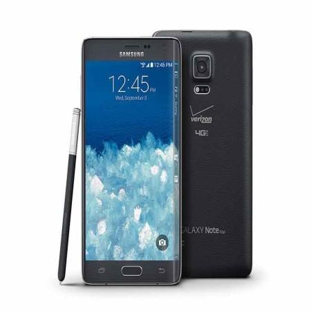 دوربین جلو سامسونگ نوت اج- Samsung Galaxy Note Edge