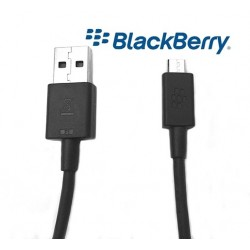 کابل USB بلکبری BlackBerry ASY-28109-003 RIM MicroUSB 1.2m Cable