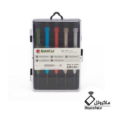 پیچ گوشتی BAKU BK-5530