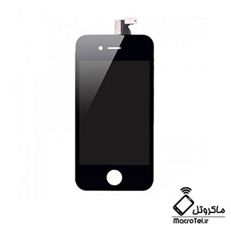 تعویض تاچ ال سی دی آیفون 4 اپل با گارانتی ماکروتل