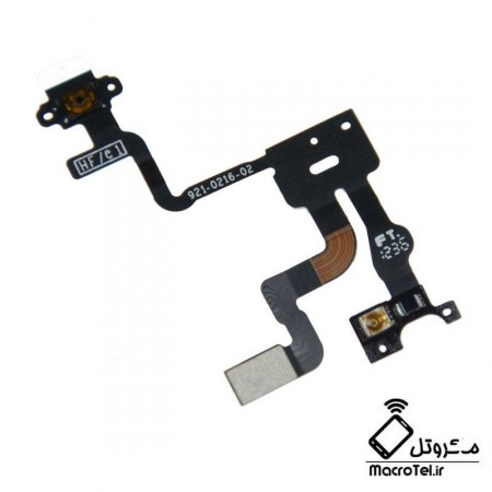 فلت پاور و سنسور گوشی موبایل آیفون 4s