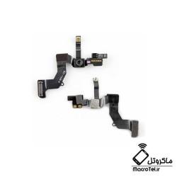 دوربین جلو و فلت سنسور گوشی موبایل آیفون 5