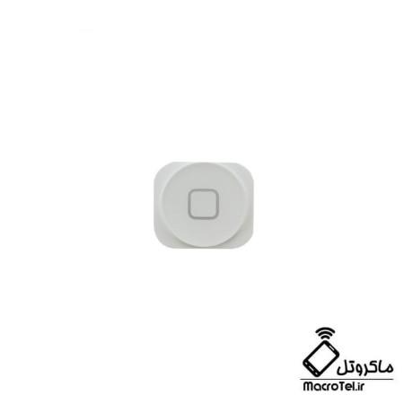 دکمه هوم گوشی موبایل آیفون 5