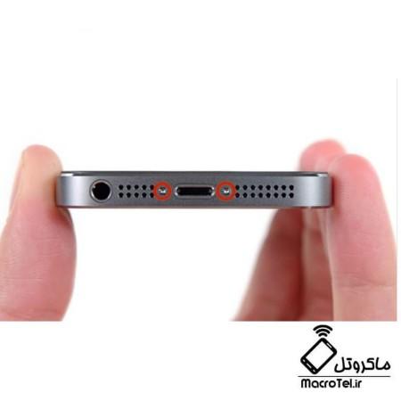پیچ قاب گوشی موبایل آیفون 5