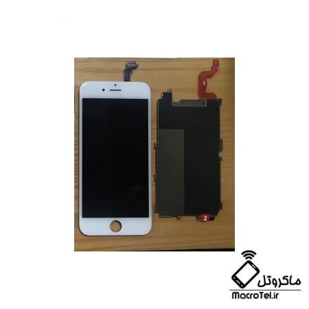 فلت تاچ آیدی و شیلد ال سی دی گوشی موبایل آیفون 6