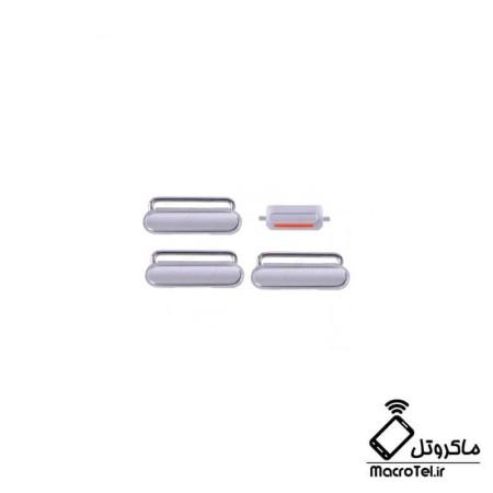 ست کامل دکمه های گوشی موبایل آیفون 6s