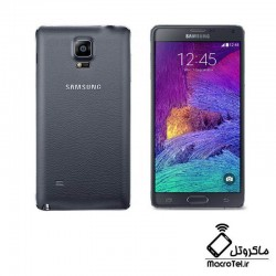 درب پشت نوت Samsung Galaxy note 4