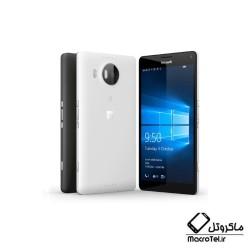 درب پشت گوشی Microsoft Lumia 950 XL