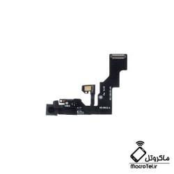 فلت اسپیکر و دوربین جلو گوشی موبایل آیفون 6s پلاس