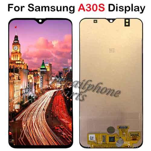 مشخصات تاچ ال سی دی Samsung Galaxy A30s
