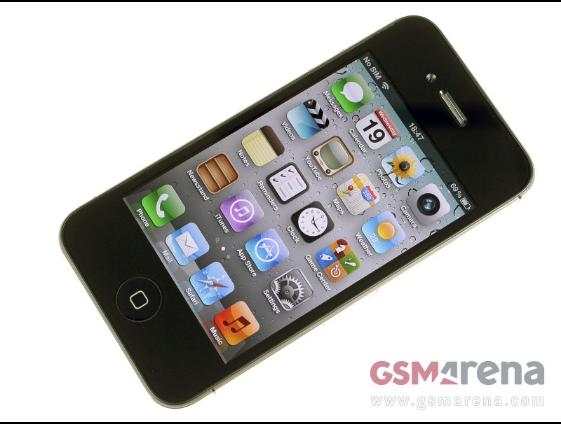 صفحه نمایش اپل آیفون 4s