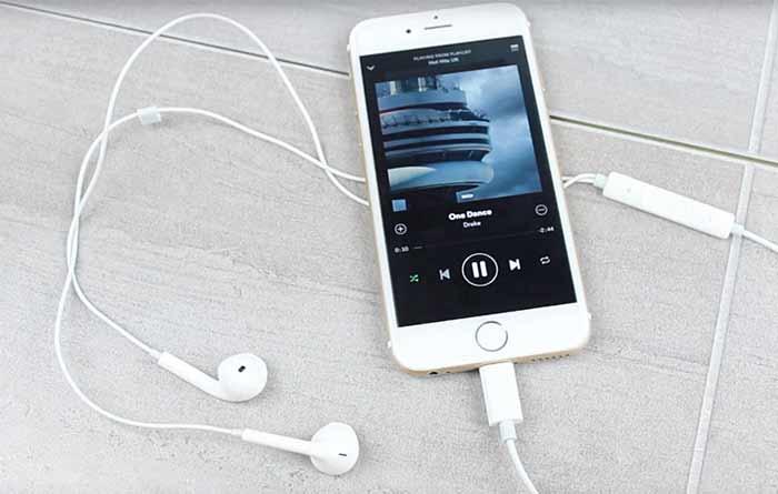 هندزفری اصلی اپل آیفون apple iPhone 5/5s