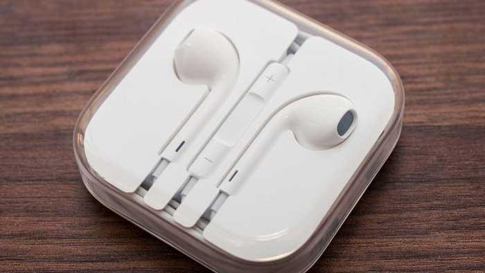 خرید هندزفری های earpods اپل اصل با گارانتی تست و تعویض