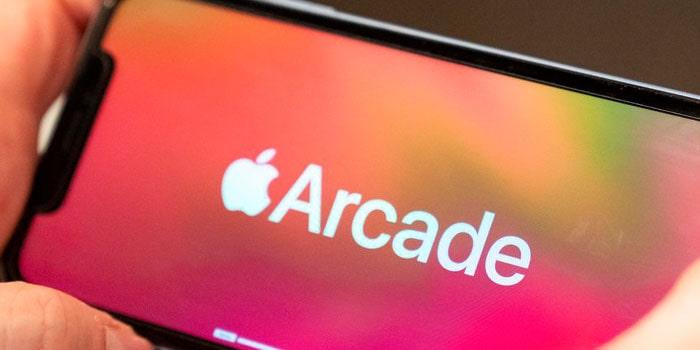 آپدیت سرویس اپل آرکید Apple Arcade در ios 14
