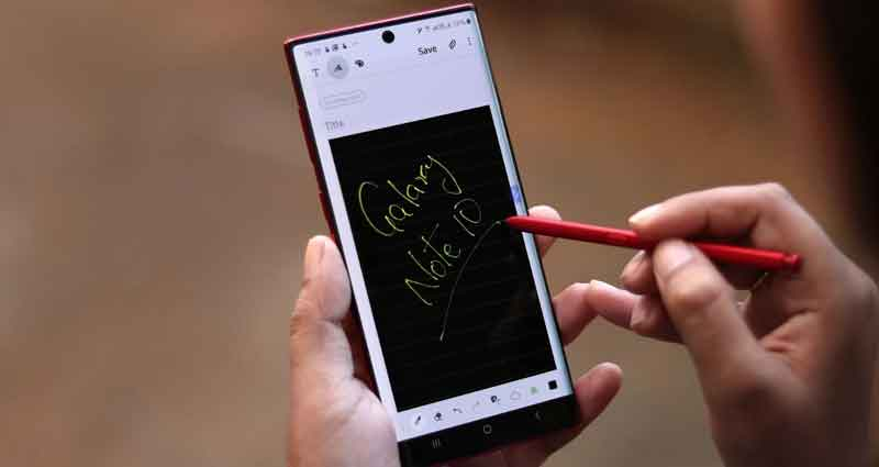 s pen for galaxy note 10