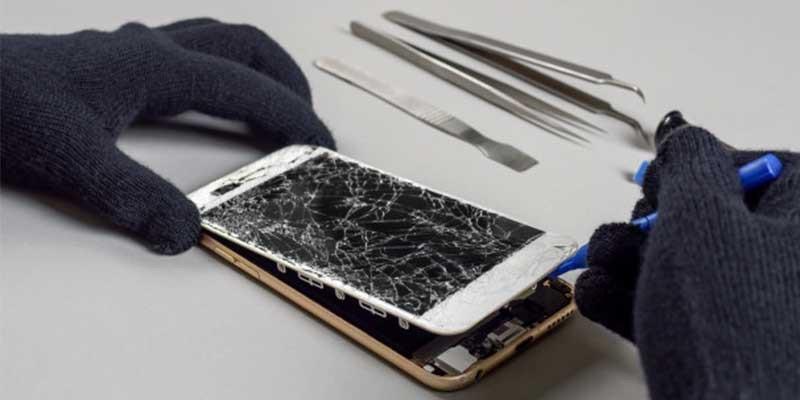 هزینه تعمیر و تعویض قطعات موبایل و تبلت در دفتر تعمیرات موبایل ماکروتل