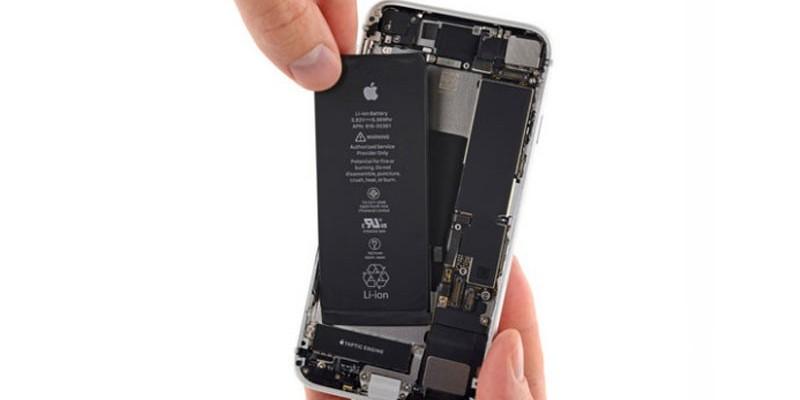 آموزش تعویض باتری آیفون 8 iphone