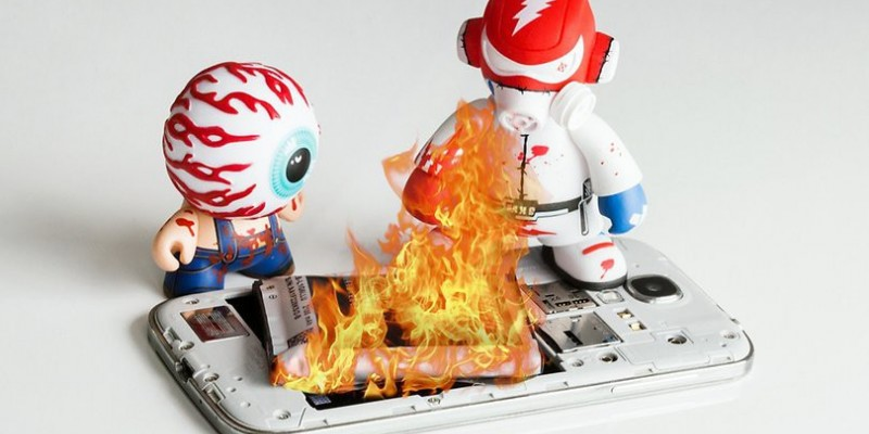 علت داغ شدن گوشی یا گرم شدن گوشی های موبایل چیست؟