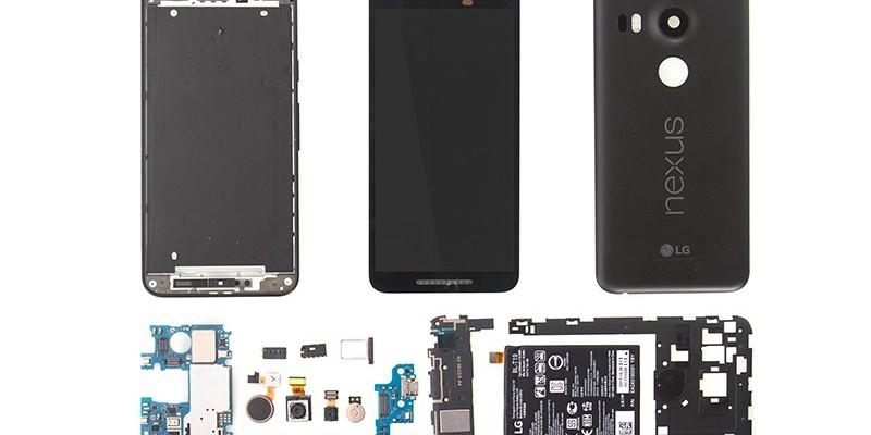معرفی گوشی Nexus 5xگوگل و بررسی آن