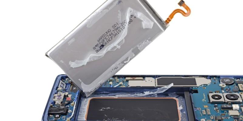 بررسی باتری گوشی موبایل سامسونگ گلکسی S9 Plus و راهکار های بهبود عمر آن