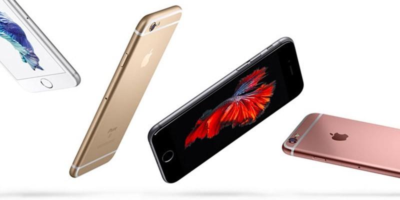 کالبد شکافی Apple iPhone 6s