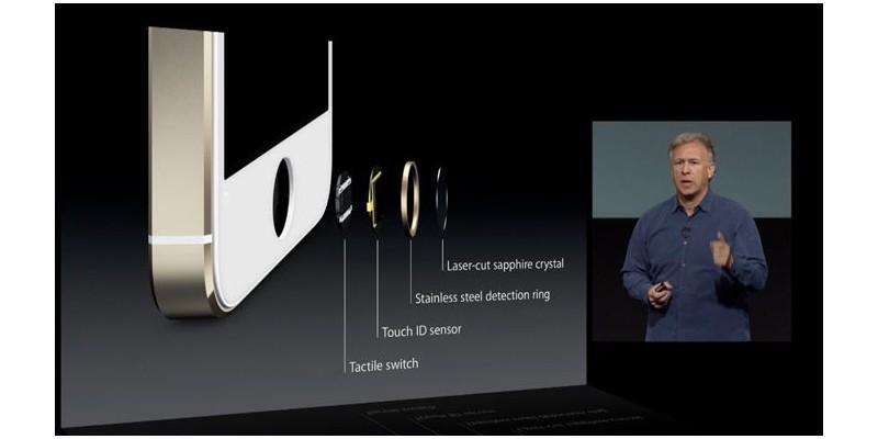 تاچ آیدی Touch ID اپل و همه چیز درباره سنسور تشخیص اثر انگشت