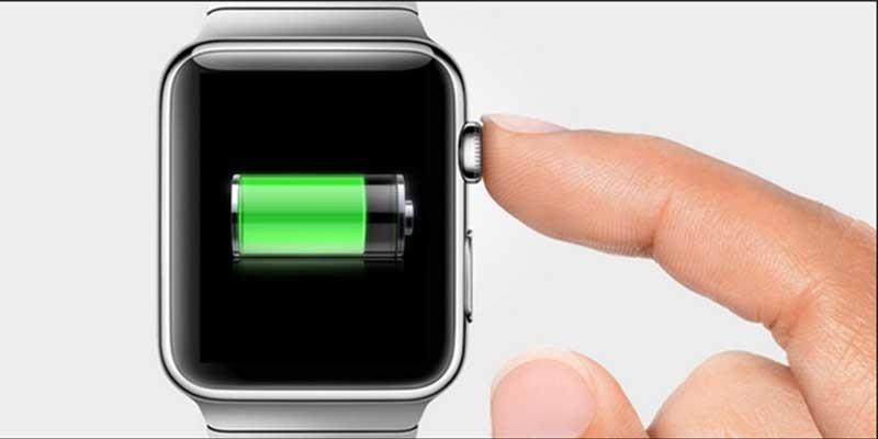افزایش عمر باتری اپل واچ
