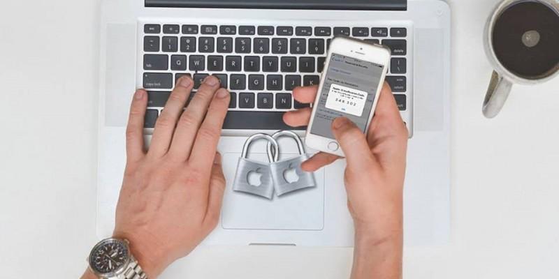 فعال سازی تایید دو مرحله ای برای اپل آیدی Two-factor authentication for Apple ID